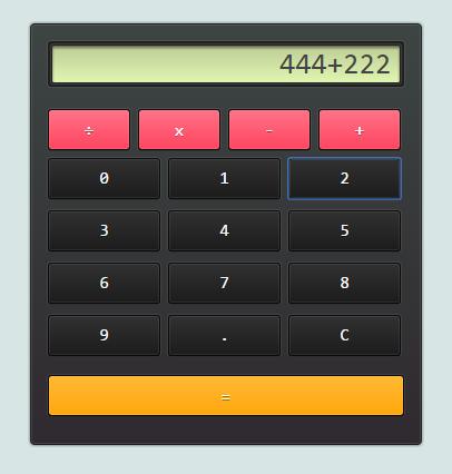 Angular Calc
